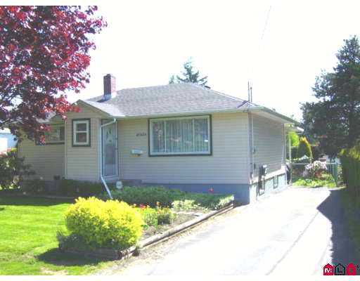 Main Photo: 45424 WELLS Road in Sardis: Sardis West Vedder Rd House for sale : MLS®# H2601715