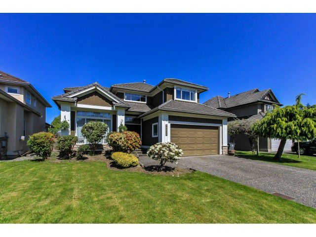 """Main Photo: 14631 73A Avenue in Surrey: East Newton House for sale in """"CHIMNEY HEIGHT by """"GENSTAR"""""""" : MLS®# F1438356"""