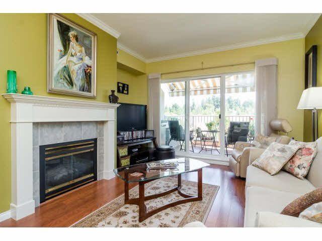 "Main Photo: 414 13860 70TH Avenue in Surrey: East Newton Condo for sale in ""Chelsea Gardens"" : MLS®# F1448214"