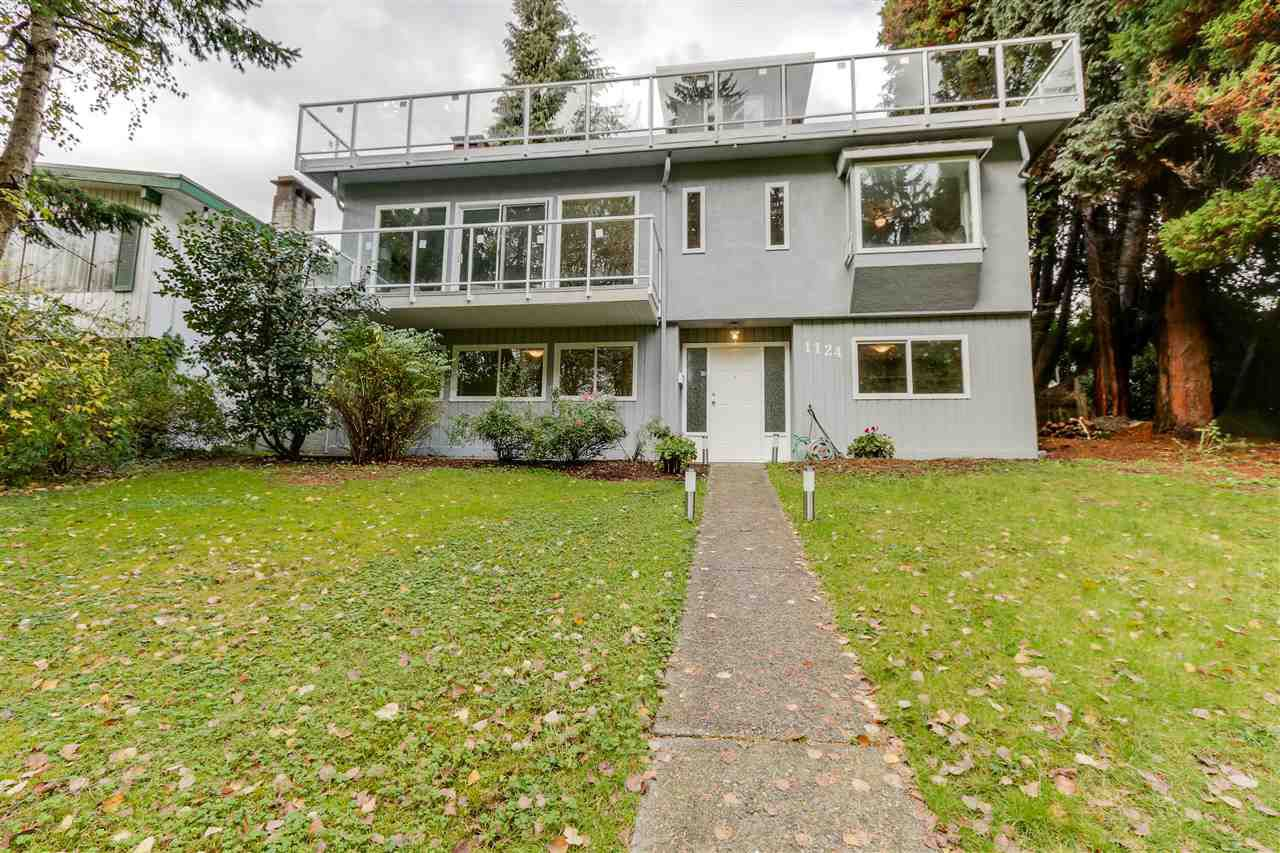"""Main Photo: 1124 HEYWOOD Street in North Vancouver: Calverhall House for sale in """"Calverhall"""" : MLS®# R2012798"""