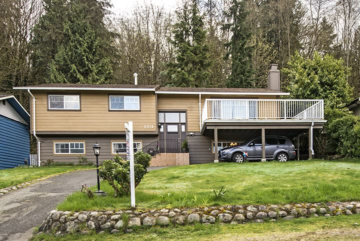 Main Photo: 2218 HOPE Street in Port Moody: Port Moody Centre House for sale : MLS®# R2049708