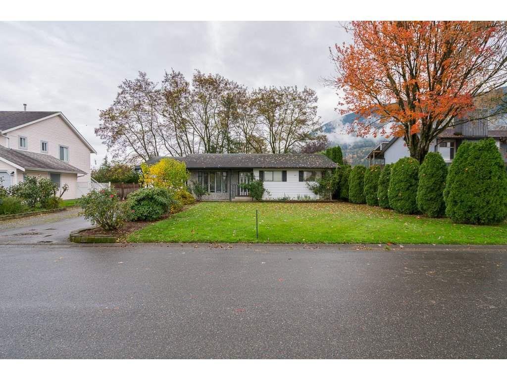 Main Photo: 4472 KEHLER Street: Yarrow House for sale : MLS®# R2120376