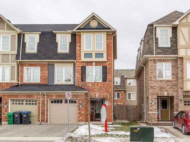 Main Photo: 13 Bevington Road in Brampton: Northwest Brampton House (3-Storey) for sale : MLS®# W3681361