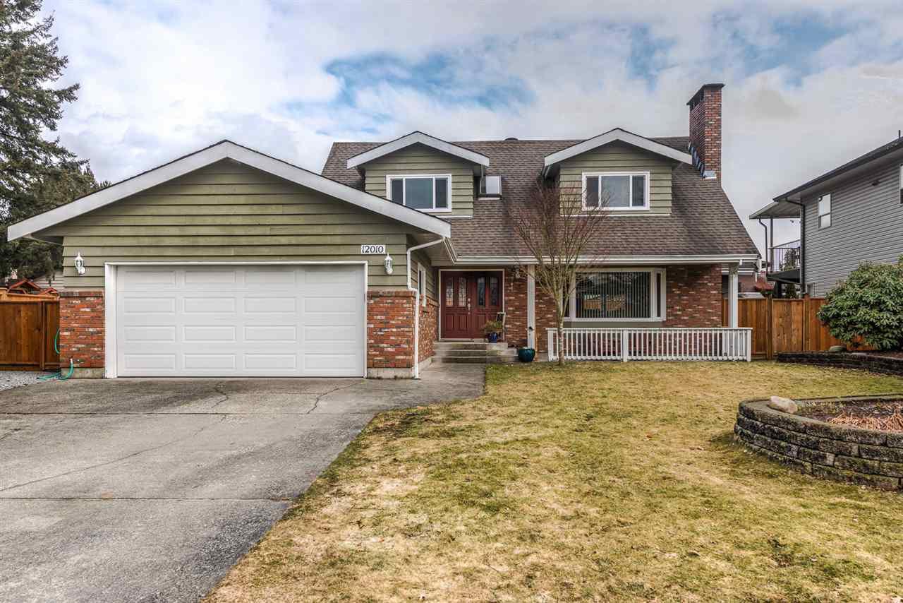 Main Photo: 12010 189B Street in Pitt Meadows: Central Meadows House for sale : MLS®# R2165628