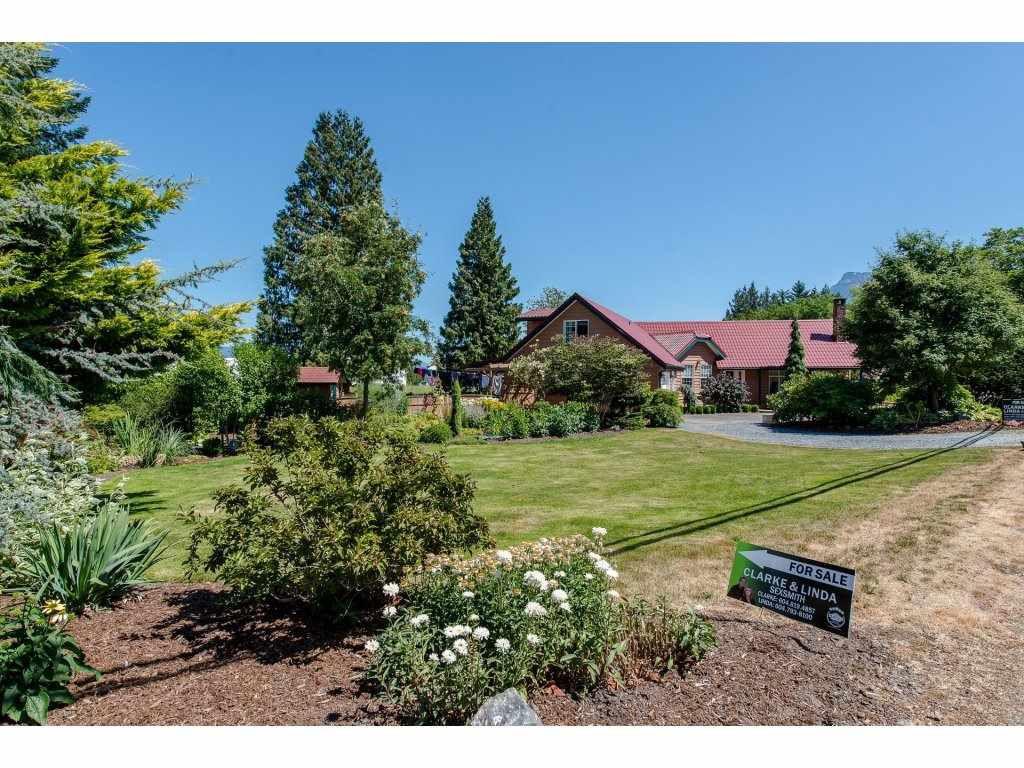 Main Photo: 49733 YALE Road in Rosedale: Rosedale Popkum House for sale : MLS®# R2188688