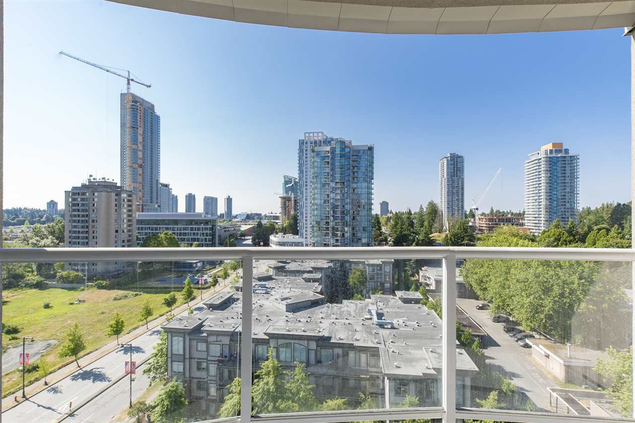 """Main Photo: 1306 10523 UNIVERSITY Drive in Surrey: Whalley Condo for sale in """"GRANDVIEW COURT"""" (North Surrey)  : MLS®# R2190459"""