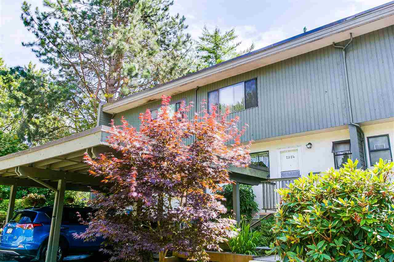 Main Photo: 7394 CAPISTRANO Drive in Burnaby: Montecito Townhouse for sale (Burnaby North)  : MLS®# R2192050