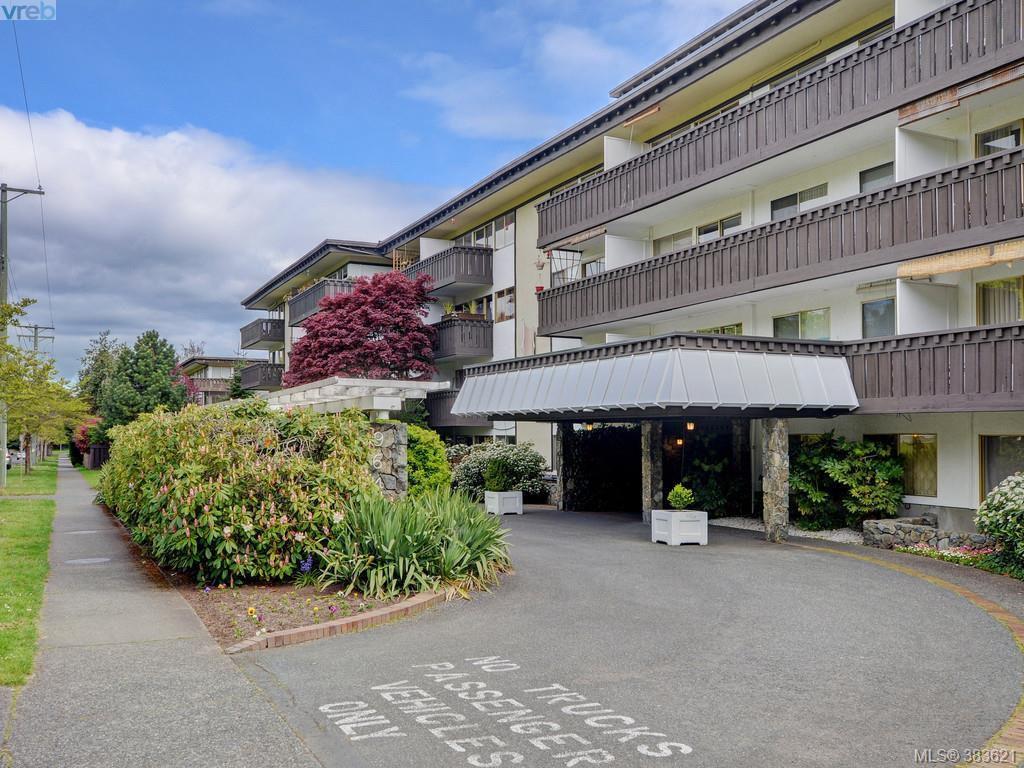 Main Photo: 216 964 Heywood Avenue in VICTORIA: Vi Fairfield West Condo Apartment for sale (Victoria)  : MLS®# 383621
