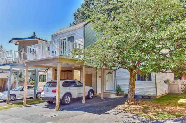 Main Photo: #38 - 2986 Coast Meridian Road in Port Coquitlam: Birchland Manor House for sale : MLS®# R2200797