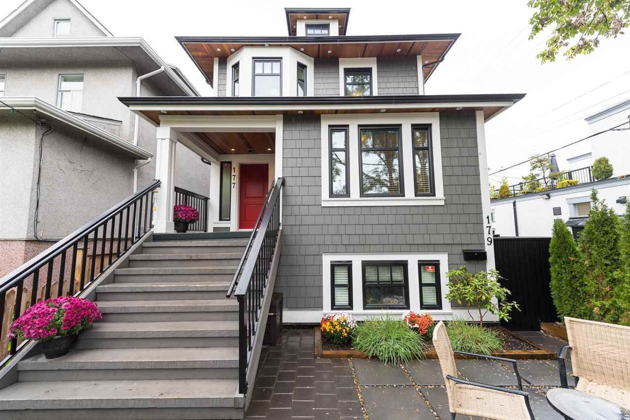 Main Photo: 177 E 28TH AVENUE in Vancouver: Main House for sale (Vancouver East)  : MLS®# R2211558
