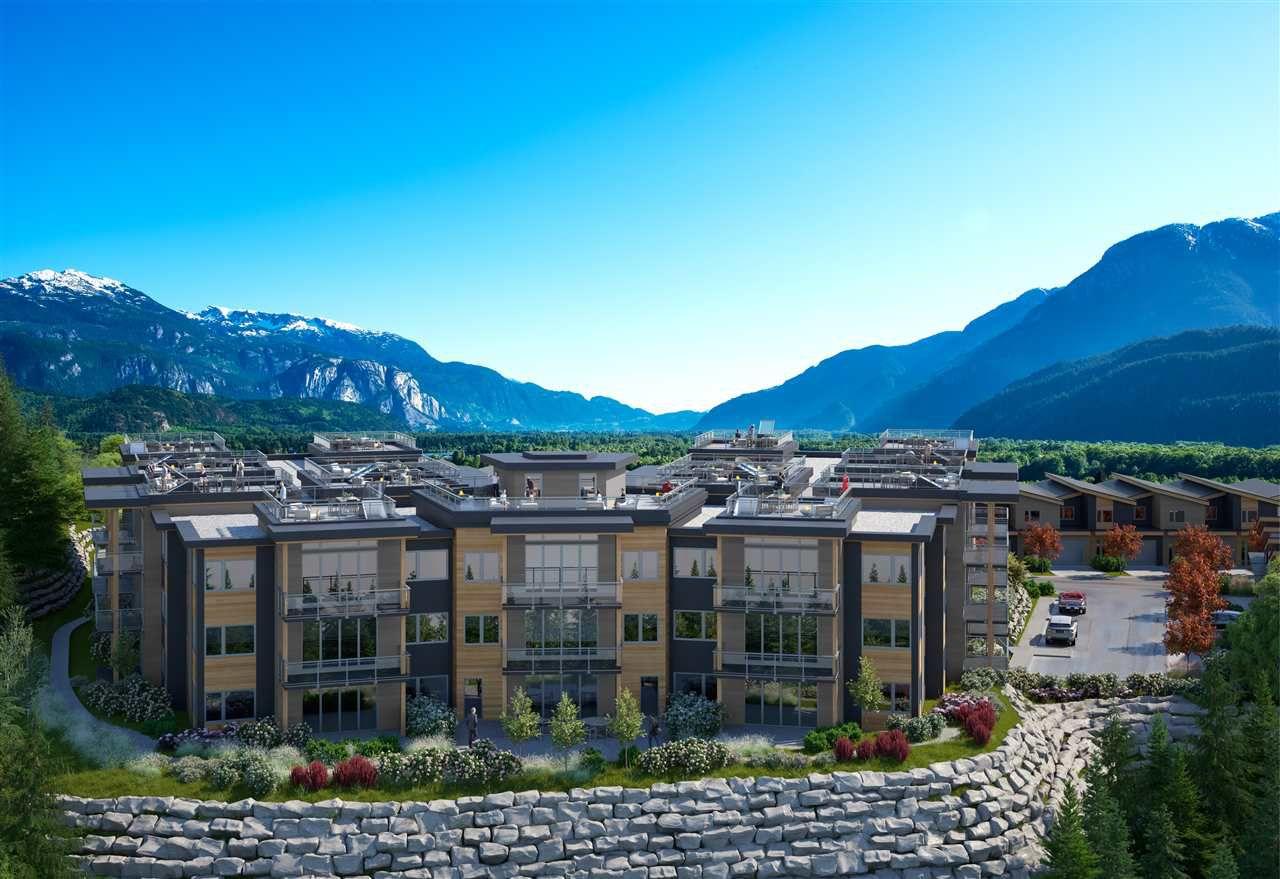 Main Photo: 203 41328 SKYRIDGE PLACE in Squamish: Tantalus Condo for sale : MLS®# R2234543