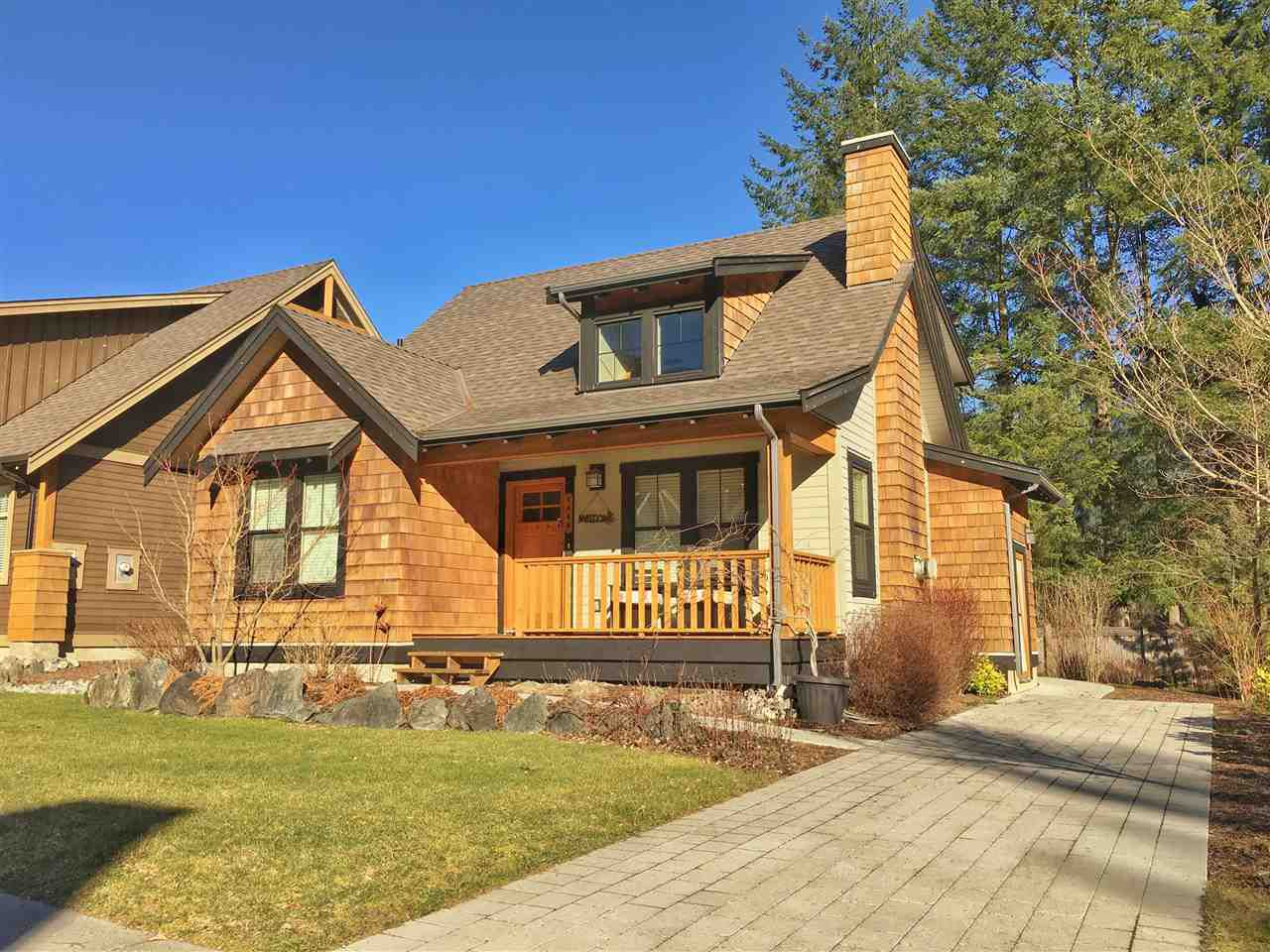 "Main Photo: 1846 CHERRY TREE Lane: Lindell Beach House for sale in ""THE COTTAGES AT CULTUS LAKE"" (Cultus Lake)  : MLS®# R2246615"