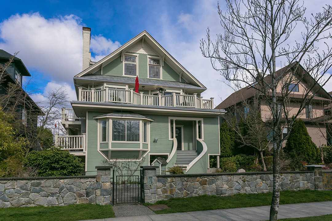 Main Photo: 1 335 W 13TH Avenue in Vancouver: Mount Pleasant VW Condo for sale (Vancouver West)  : MLS®# R2254668
