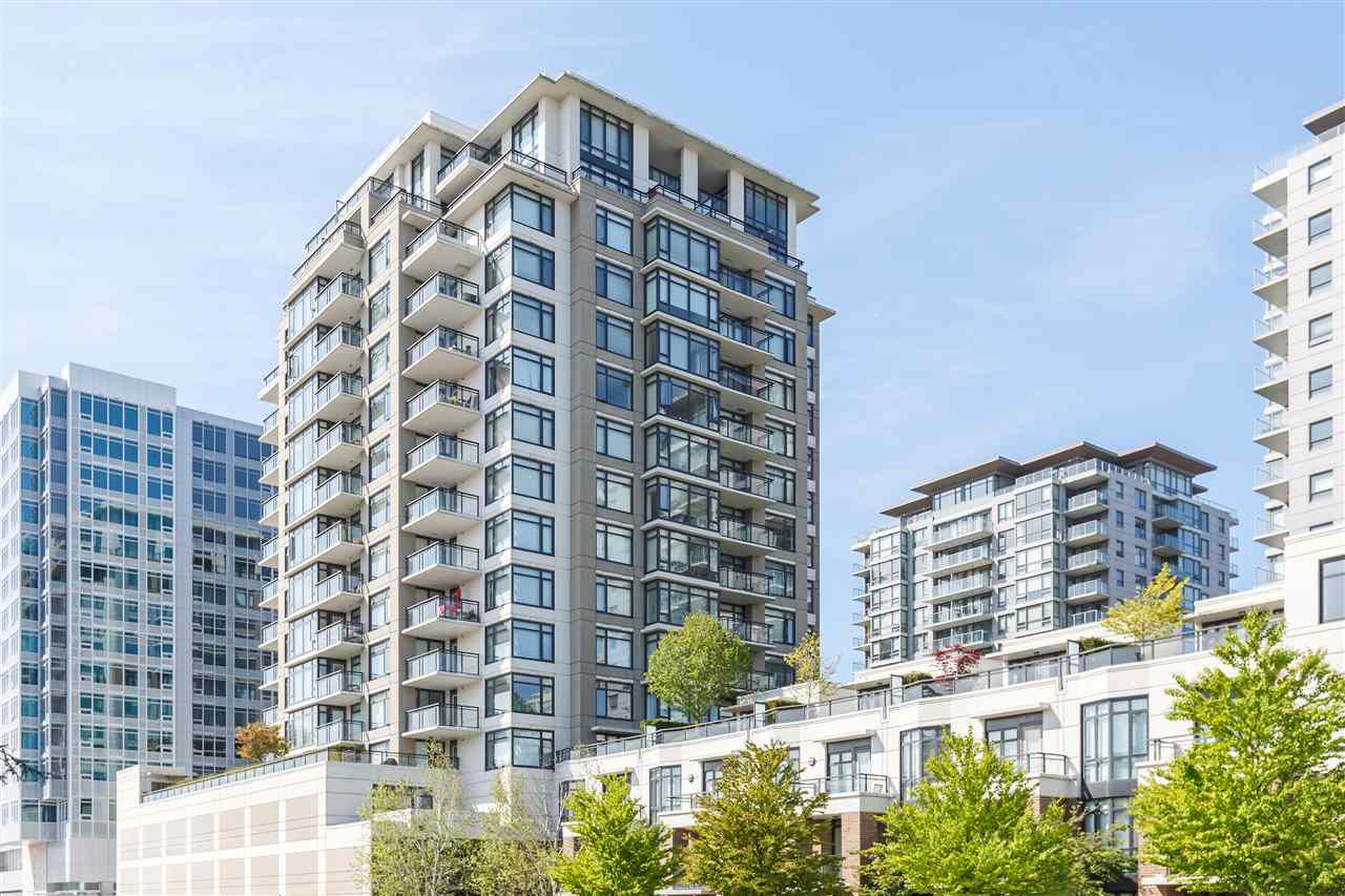 """Main Photo: 1206 6351 BUSWELL Street in Richmond: Brighouse Condo for sale in """"EMPORIOR"""" : MLS®# R2261229"""