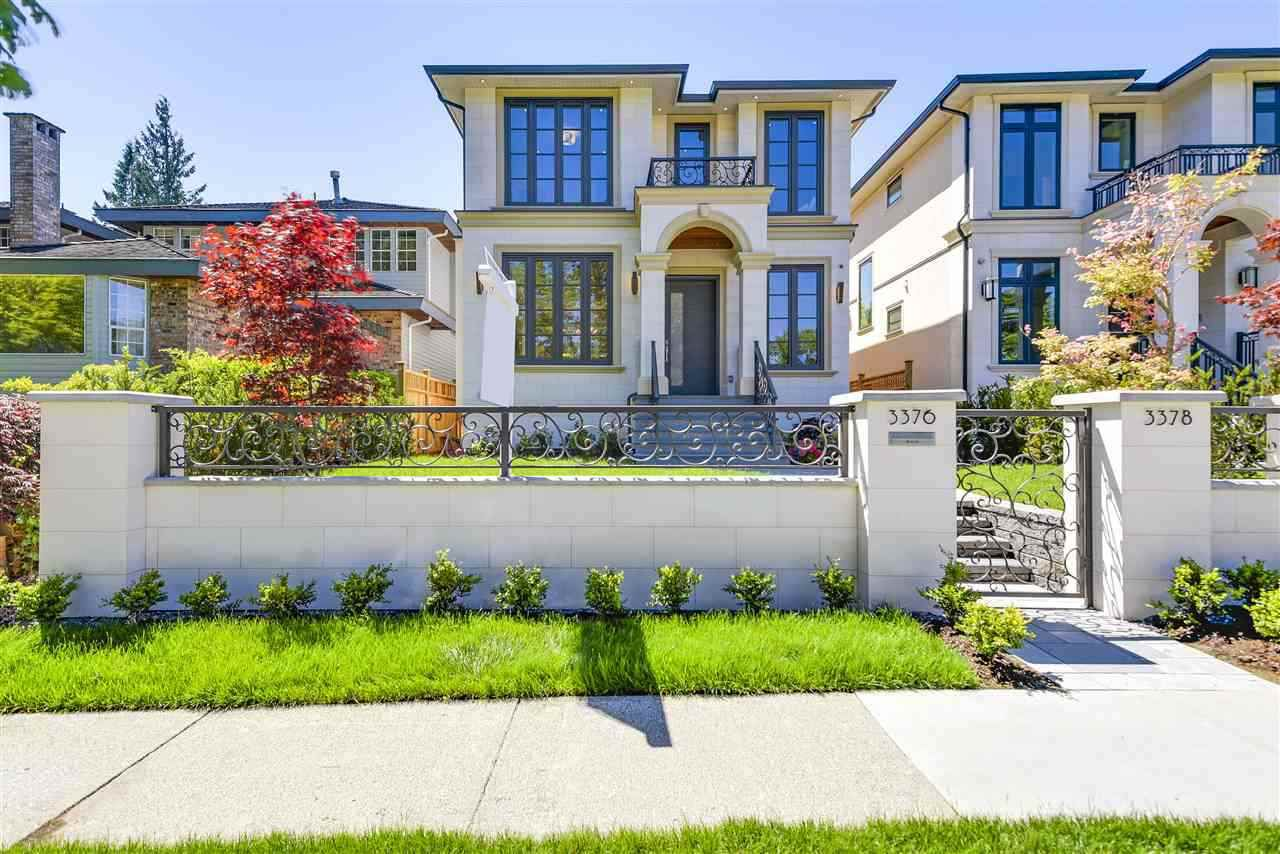 Main Photo: 3376 W KING EDWARD Avenue in Vancouver: Dunbar House for sale (Vancouver West)  : MLS®# R2277907
