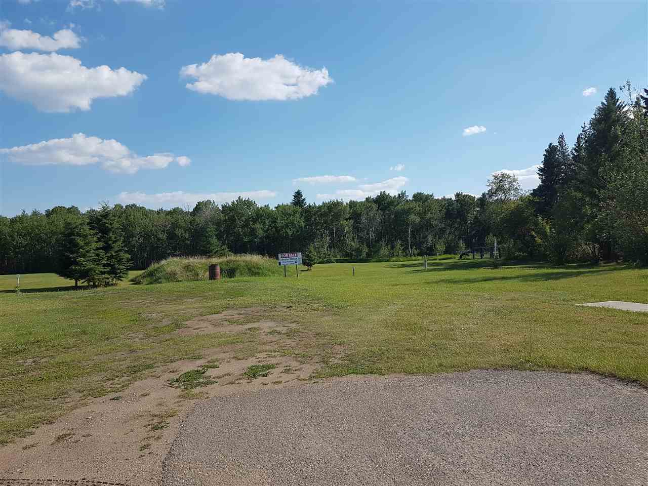 Main Photo: 4502 48 Street: Minburn Vacant Lot for sale : MLS®# E4116723