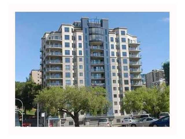 Main Photo: 1103 9707 106 Street in Edmonton: Zone 12 Condo for sale : MLS®# E4125323