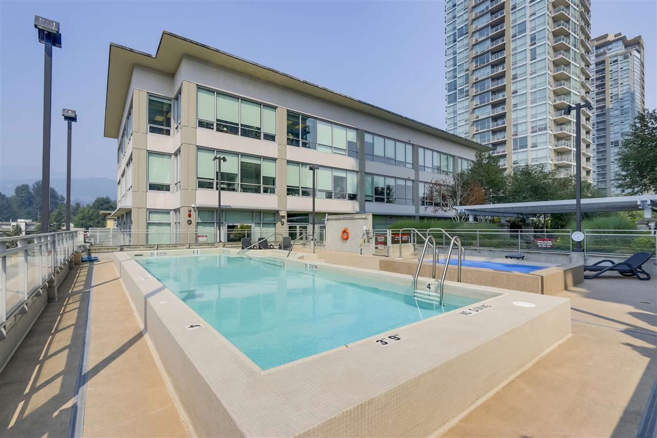 """Photo 18: Photos: 3907 2955 ATLANTIC Avenue in Coquitlam: North Coquitlam Condo for sale in """"Oasis"""" : MLS®# R2299552"""