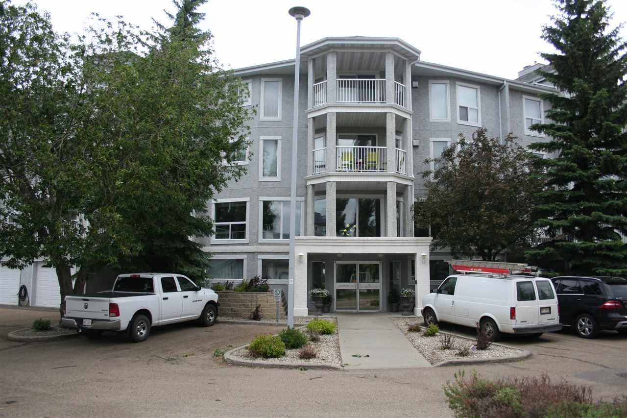 Main Photo: 110 65 GERVAIS Road: St. Albert Condo for sale : MLS®# E4131514