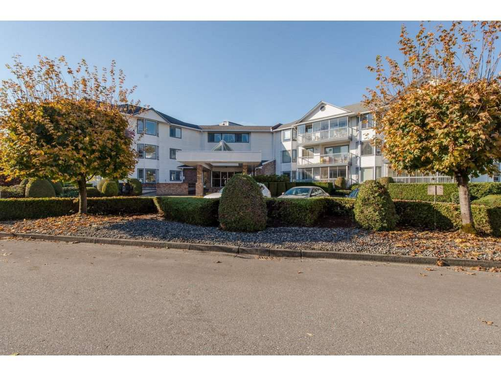 "Main Photo: 310 2425 CHURCH Street in Abbotsford: Abbotsford West Condo for sale in ""Parkview Place"" : MLS®# R2317410"
