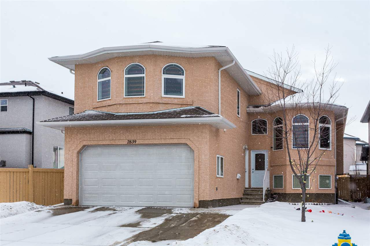 Main Photo: 2839 36 Avenue in Edmonton: Zone 30 House for sale : MLS®# E4139012
