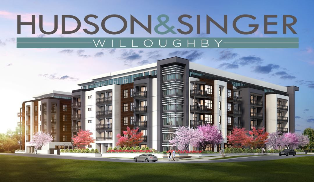 "Main Photo: 308B 20838 78B Avenue in Langley: Willoughby Heights Condo for sale in ""Hudson & Singer"" : MLS®# R2340162"