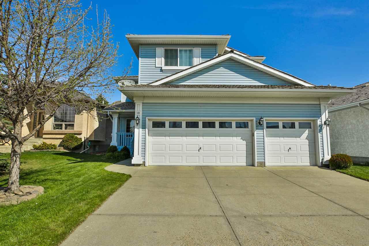 Main Photo: 126 BAINBRIDGE Crescent in Edmonton: Zone 58 House for sale : MLS®# E4146486