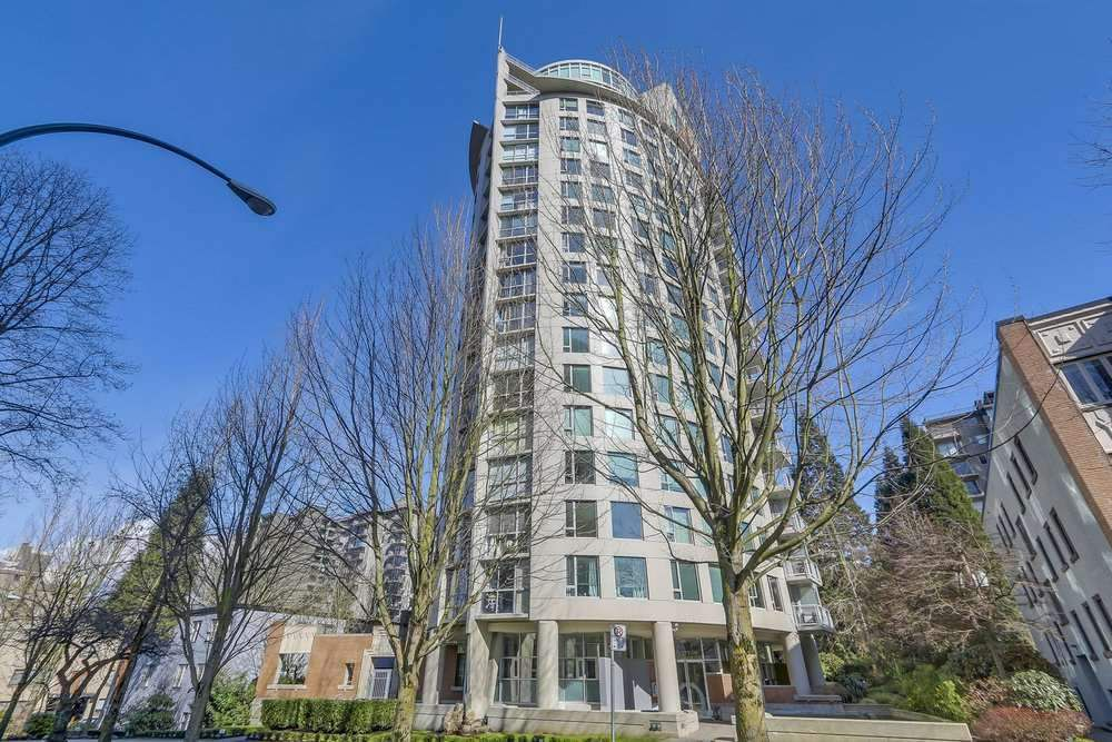 """Main Photo: 606 1277 NELSON Street in Vancouver: West End VW Condo for sale in """"1277 NELSON"""" (Vancouver West)  : MLS®# R2348692"""