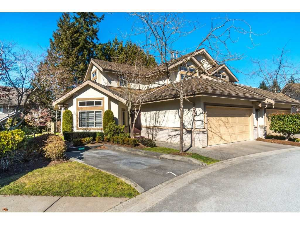 "Main Photo: 4 3387 KING GEORGE Boulevard in Surrey: Elgin Chantrell Townhouse for sale in ""SILVER POND ESTATES"" (South Surrey White Rock)  : MLS®# R2350994"