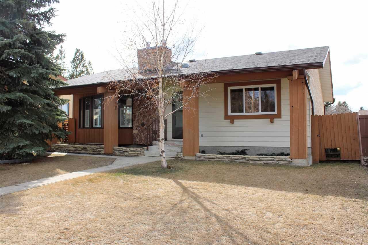Main Photo: 120 WOODVALE Road W in Edmonton: Zone 29 House for sale : MLS®# E4151600