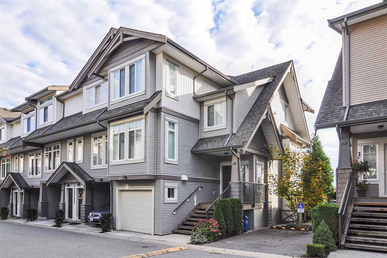 """Main Photo: 48 8250 209B Street in Langley: Willoughby Heights Townhouse for sale in """"OUTLOOK"""" : MLS®# R2359529"""