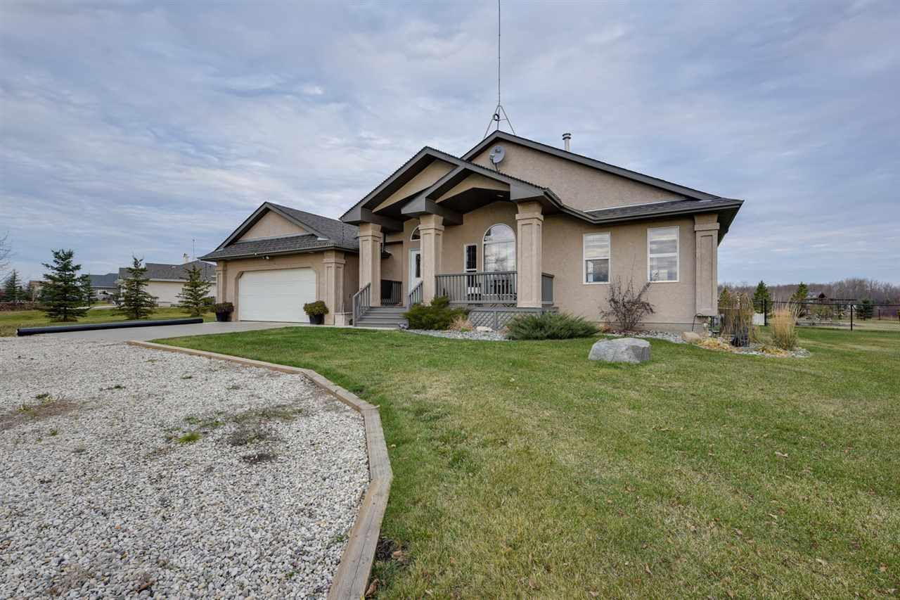 Main Photo: 53522 RGE RD 272: Rural Parkland County House for sale : MLS®# E4155828