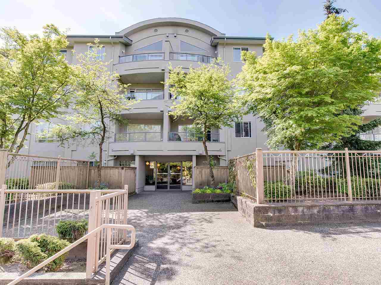 """Main Photo: 301 7475 138 Street in Delta: East Newton Condo for sale in """"CARDINAL COURT"""" (Surrey)  : MLS®# R2368570"""