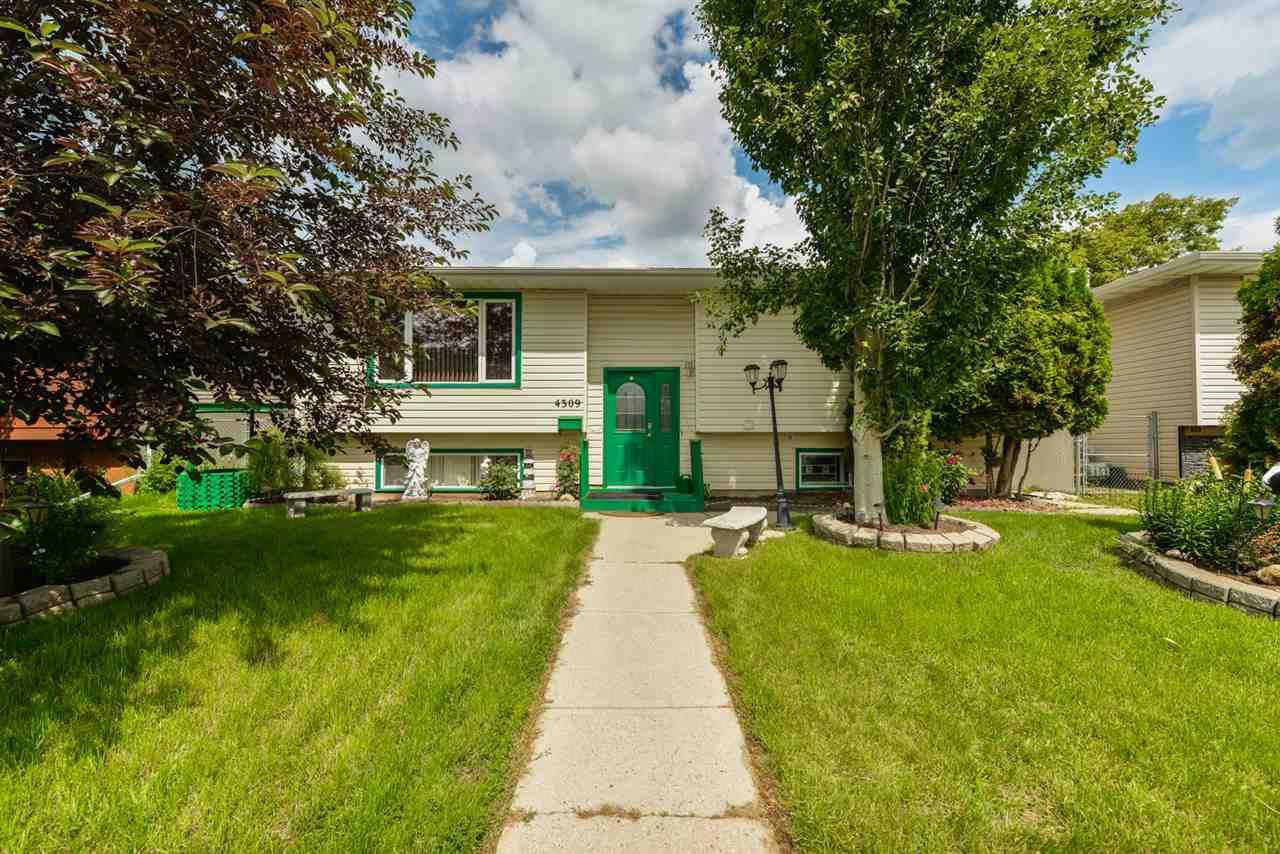 Main Photo: 4309 40 Avenue: Stony Plain House for sale : MLS®# E4164292