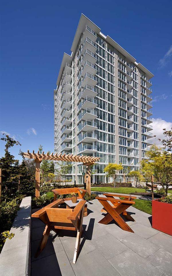 Main Photo: 801 8288 GRANVILLE Avenue in Richmond: Brighouse South Condo for sale : MLS®# R2386168