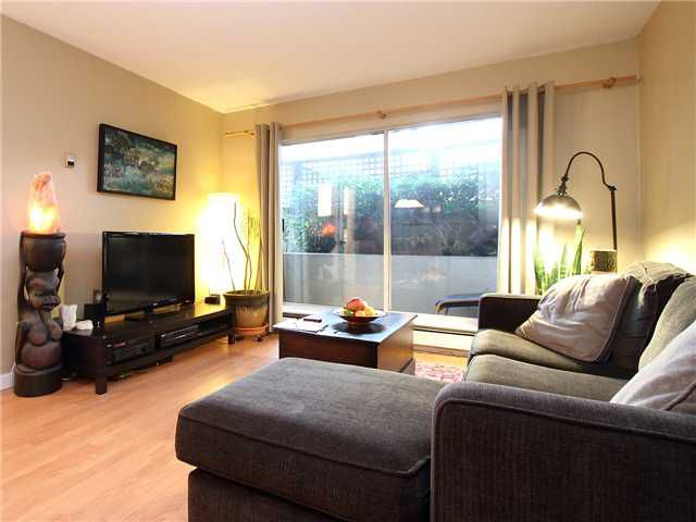 Main Photo: 103 570 E.8th Avenue in Vancouver: Mount Pleasant VE Condo for sale (Vancouver East)  : MLS®# V917370