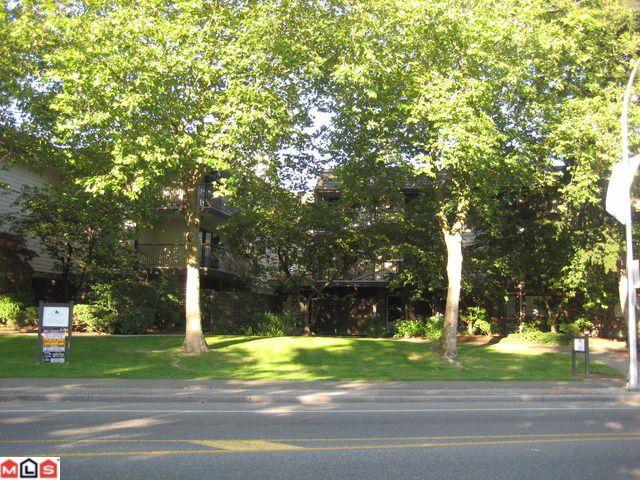 """Main Photo: # 216 7426 138TH ST in Surrey: East Newton Condo for sale in """"GLENCOE ESTATES"""" : MLS®# F1214460"""