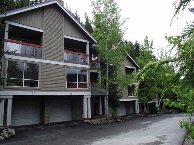 Main Photo: # 28 2240 GONDOLA WY in Whistler: Whistler Creek Condo for sale : MLS®# V996637