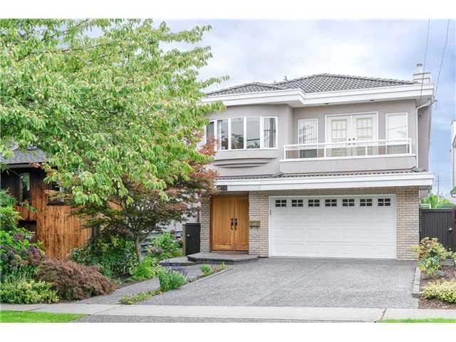 Main Photo: 6636 RANDOLPH AV in Burnaby: Upper Deer Lake House for sale (Burnaby South)  : MLS®# V1031026