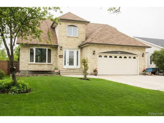Main Photo: 50 Civic Street in WINNIPEG: Charleswood Residential for sale (South Winnipeg)  : MLS®# 1514446