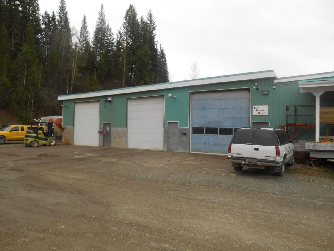 Main Photo: 4118 HART Highway in Prince George: Hart Highway Commercial for sale (PG City North (Zone 73))  : MLS®# C8002209