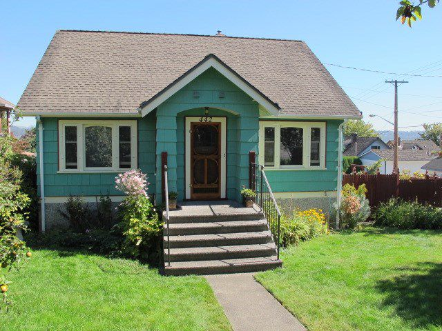 """Main Photo: 442 FADER Street in New Westminster: Sapperton House for sale in """"SAPPERTON"""" : MLS®# R2108580"""