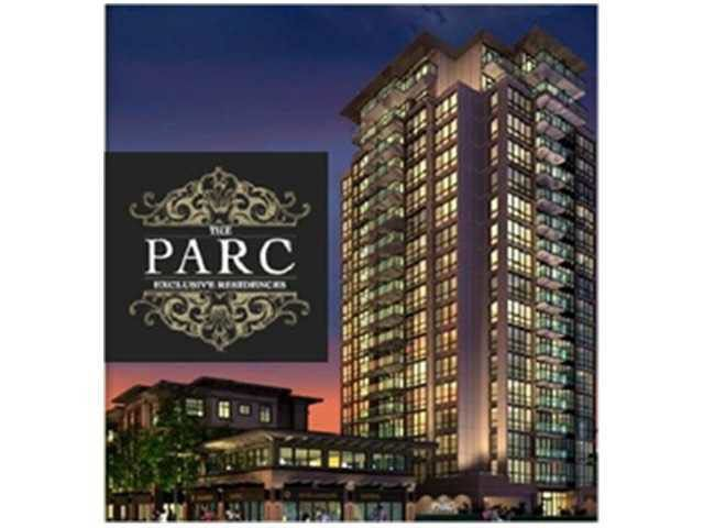 """Main Photo: 604 2959 GLEN Drive in Coquitlam: North Coquitlam Condo for sale in """"THE PARC"""" : MLS®# R2144398"""