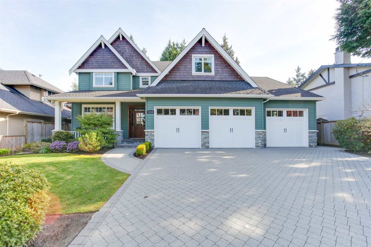 Main Photo: 5116 1A Avenue in Delta: Pebble Hill House for sale (Tsawwassen)  : MLS®# R2162418