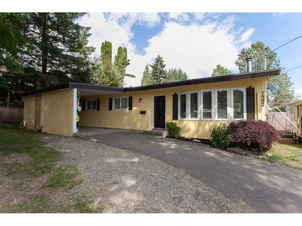 Main Photo: 7902 BURDOCK STREET in Mission: Mission BC House for sale : MLS®# R2182900