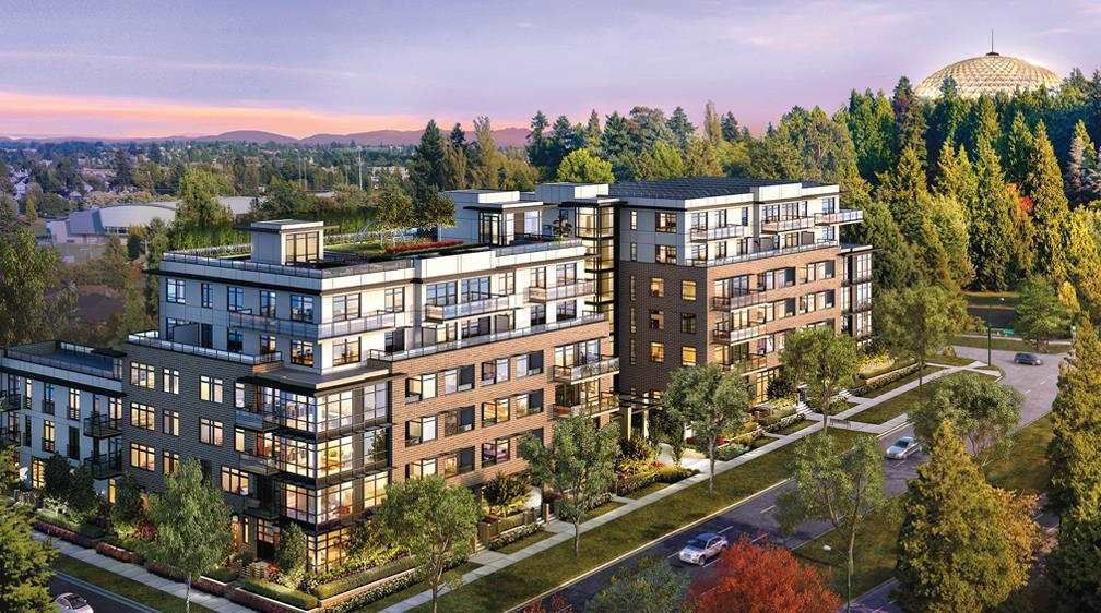 """Main Photo: 603 4488 CAMBIE Street in Vancouver: Cambie Condo for sale in """"PARC ELISE (SOUTH BUILDING)"""" (Vancouver West)  : MLS®# R2220565"""