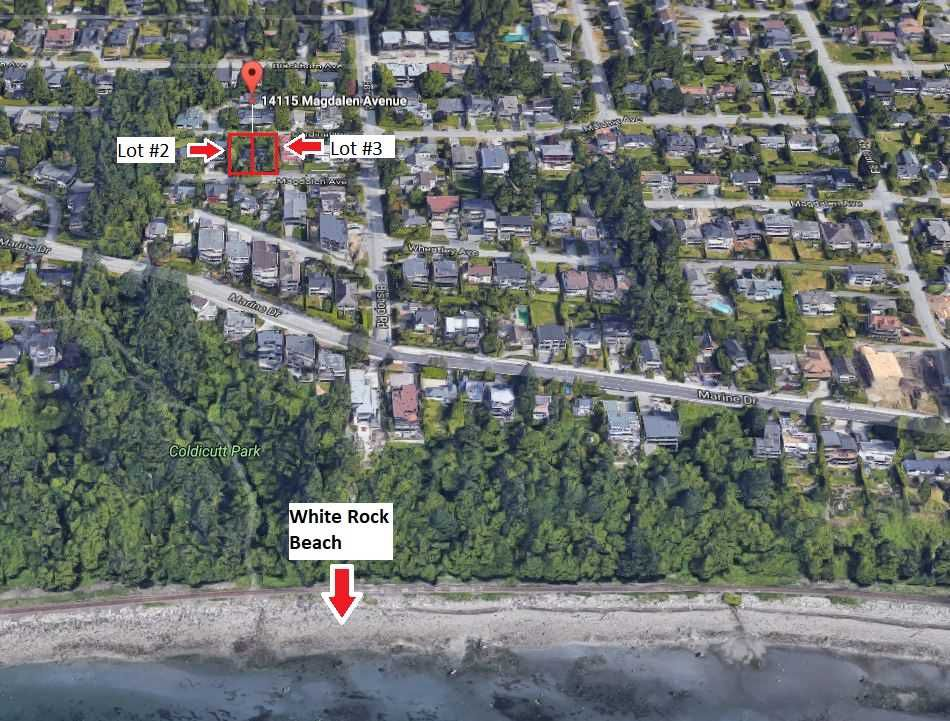 Main Photo: LT.2 MAGDALEN AVENUE: White Rock Home for sale (South Surrey White Rock)  : MLS®# R2223350