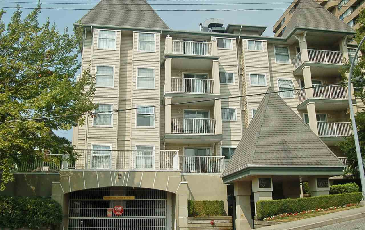 """Main Photo: 302 1035 AUCKLAND Street in New Westminster: Uptown NW Condo for sale in """"Queens Terrace"""" : MLS®# R2299655"""