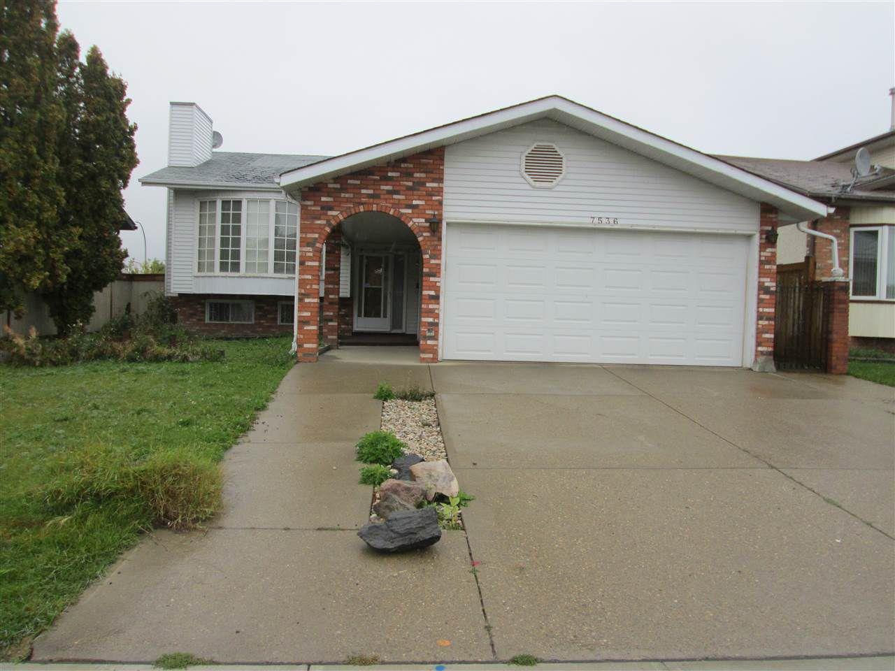 Main Photo: 7536 152C Avenue in Edmonton: Zone 02 House for sale : MLS®# E4129674