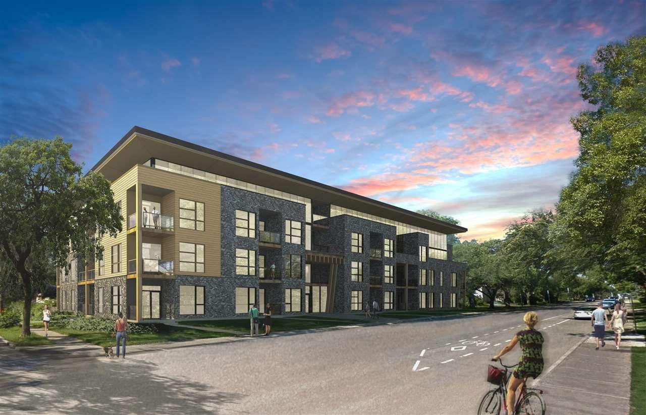 Main Photo: 212 11511 76 Avenue in Edmonton: Zone 15 Condo for sale : MLS®# E4136844